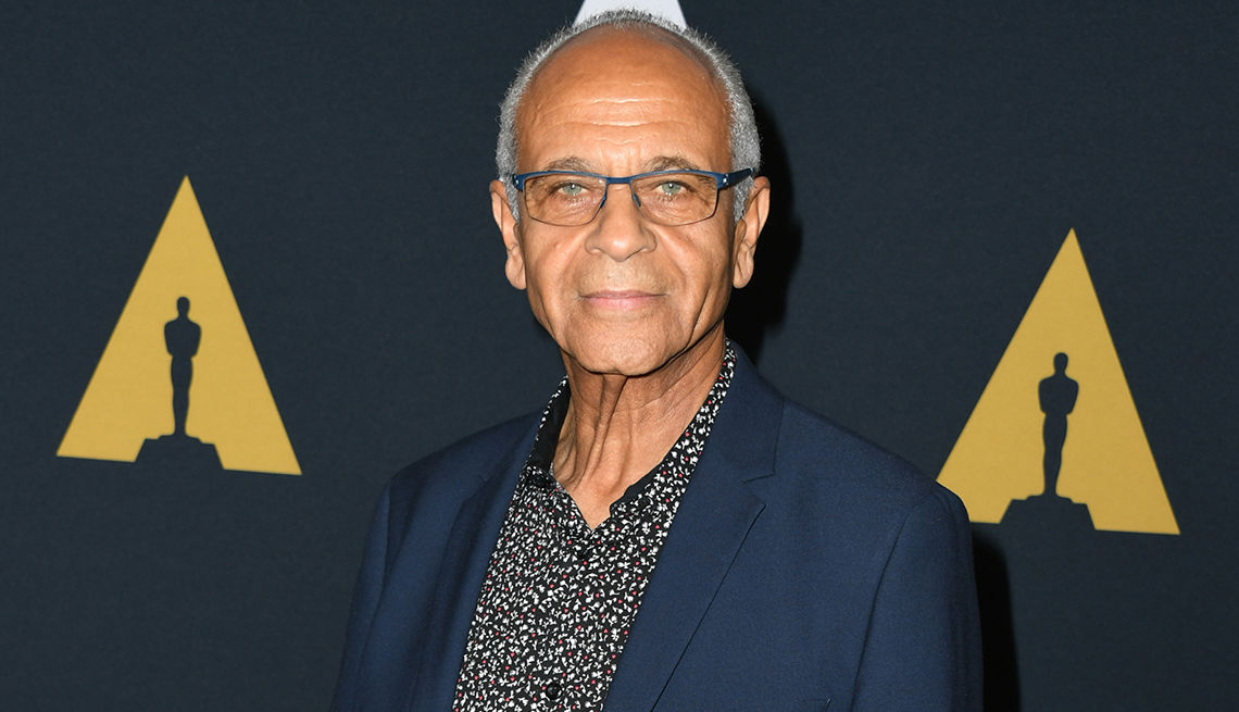 Michael Schultz at a Cooley High screening at the Academy Of Motion Picture Arts And Sciences Pays Tribute To Director Michael Schultz event
