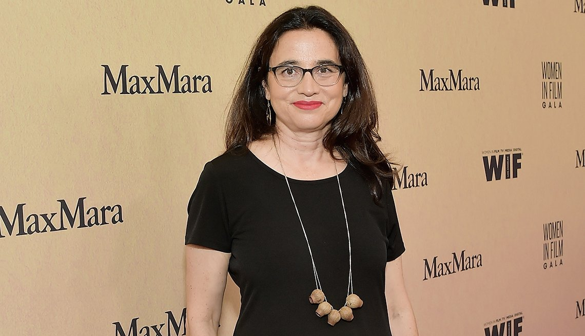 Director Patricia Cardoso attends the 2019 Women In Film Annual Gala