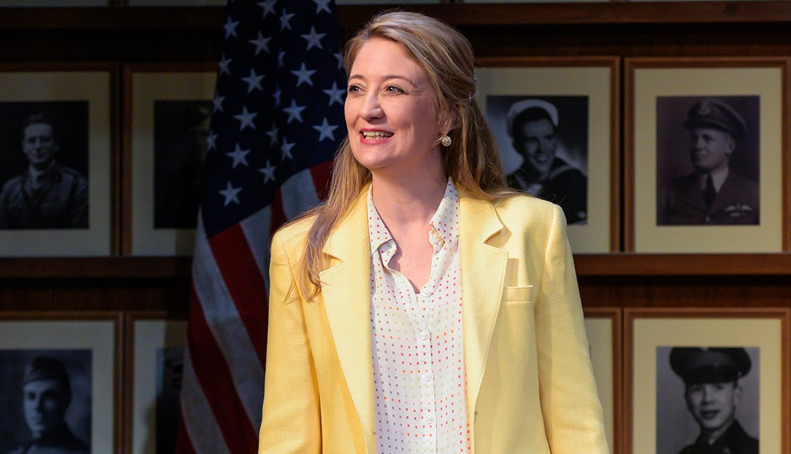 Playwright and performer Heidi Schreck