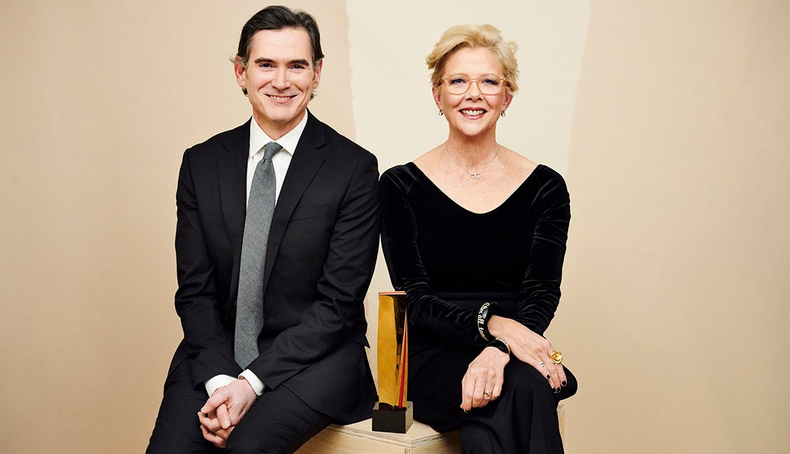 Billy Crudup y Annette Bening
