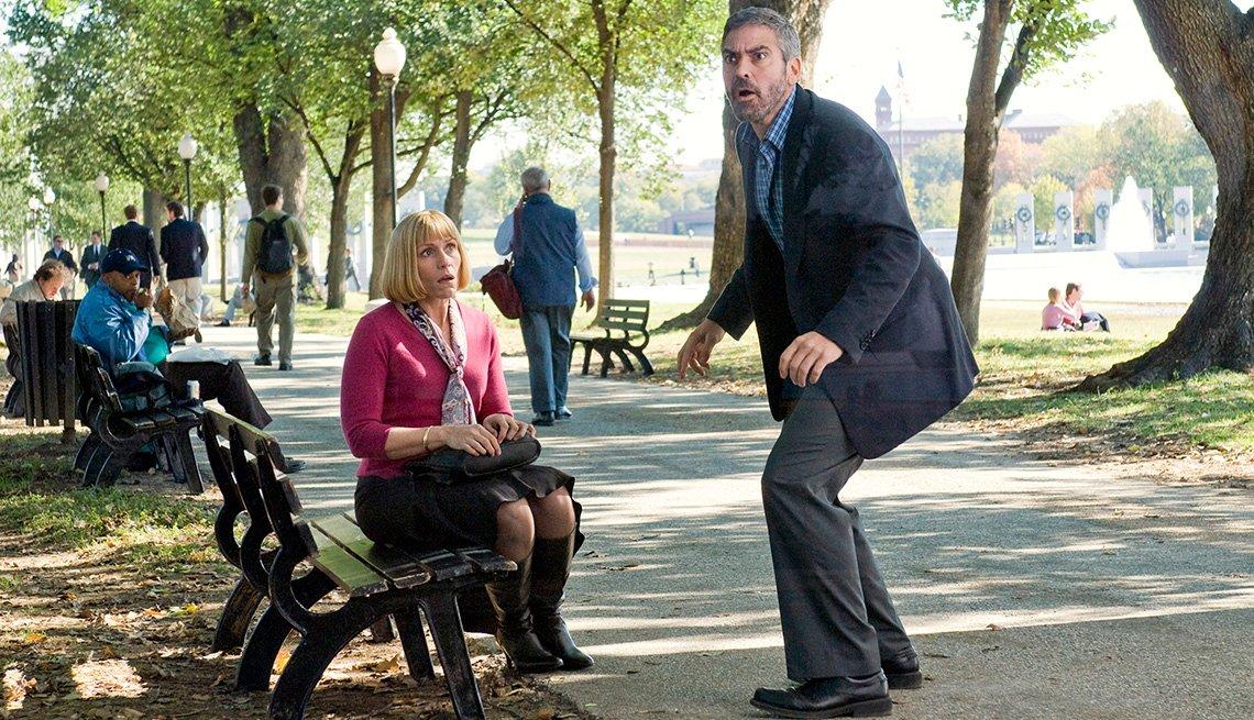 item 3 of Gallery image - George Clooney y Frances McDormand en Burn After Reading.