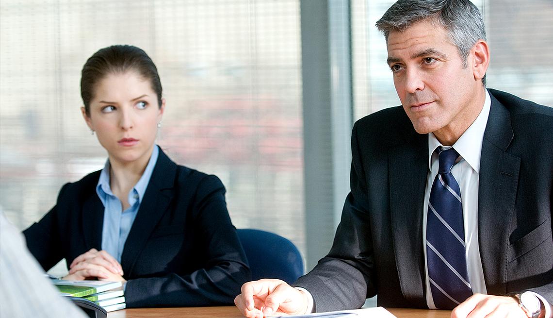 item 7 of Gallery image - George Clooney Portrait