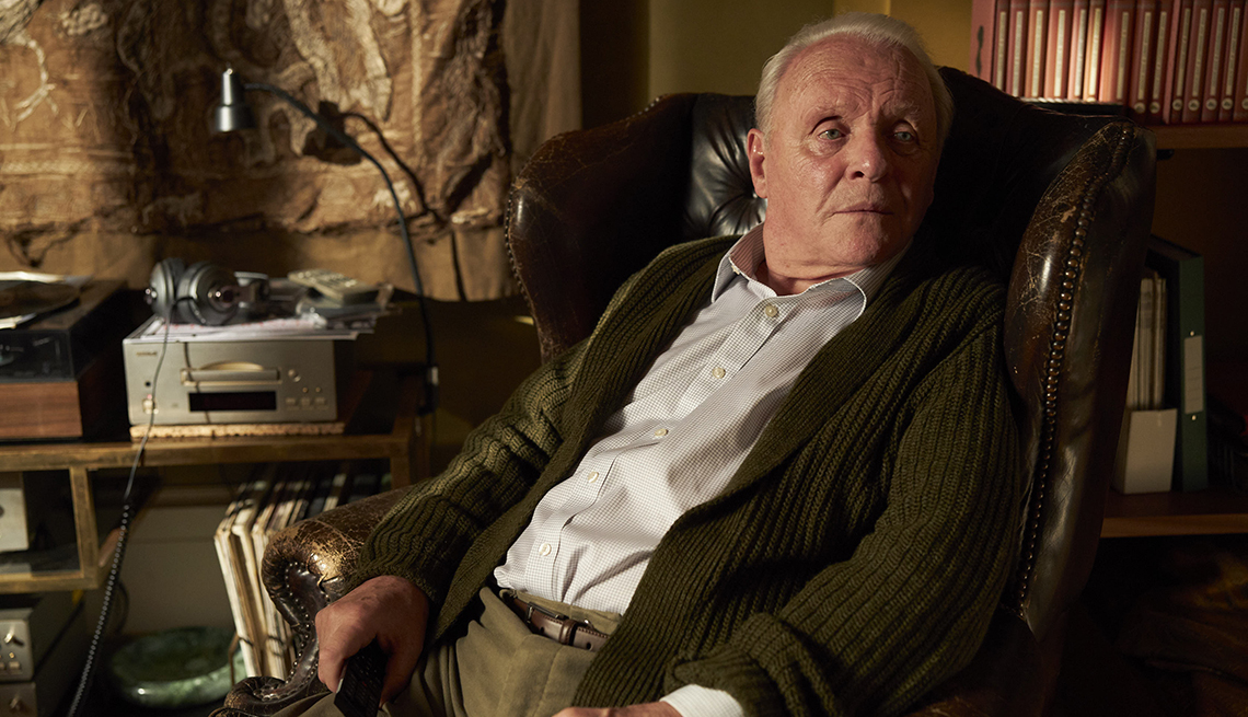 Anthony Hopkins stars in 'The Father'