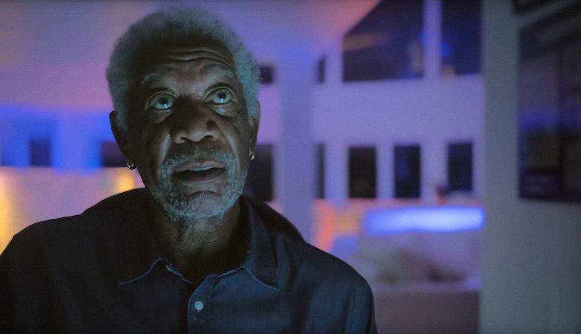 Morgan Freeman protagoniza la película Vanquish.