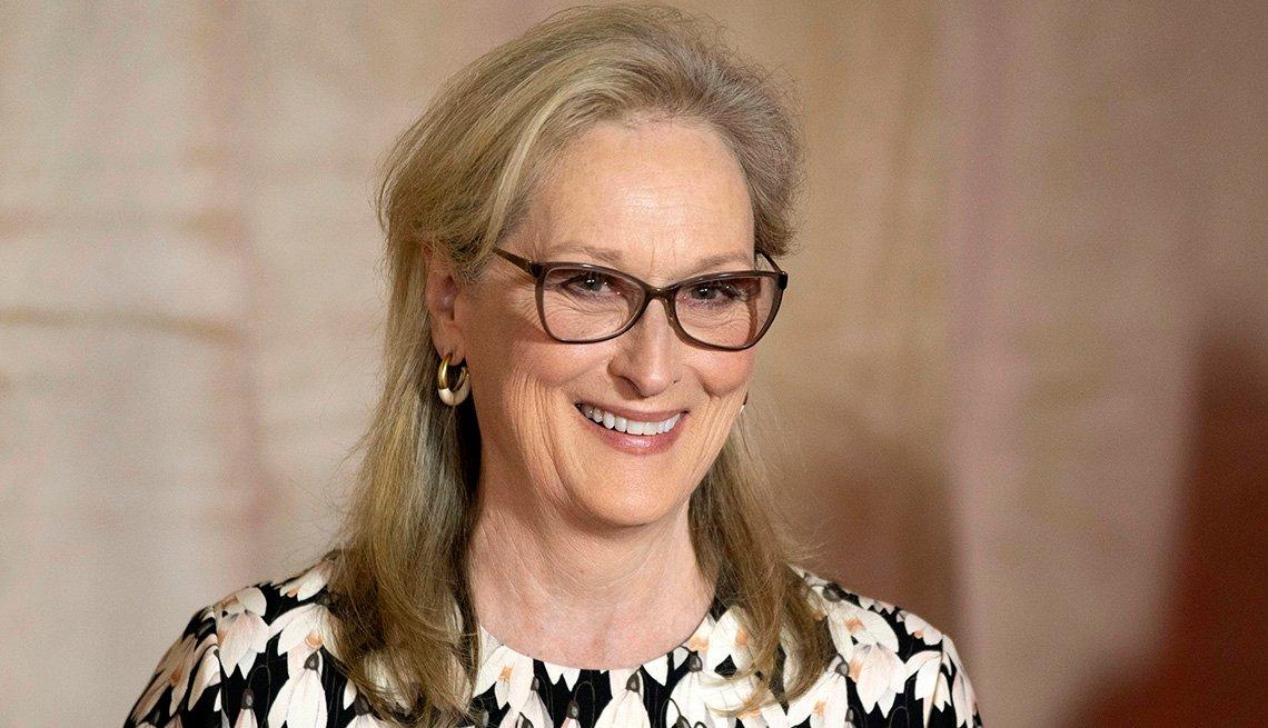 Meryl Streep asiste a la Toronto International Film Festival Tribute Gala.