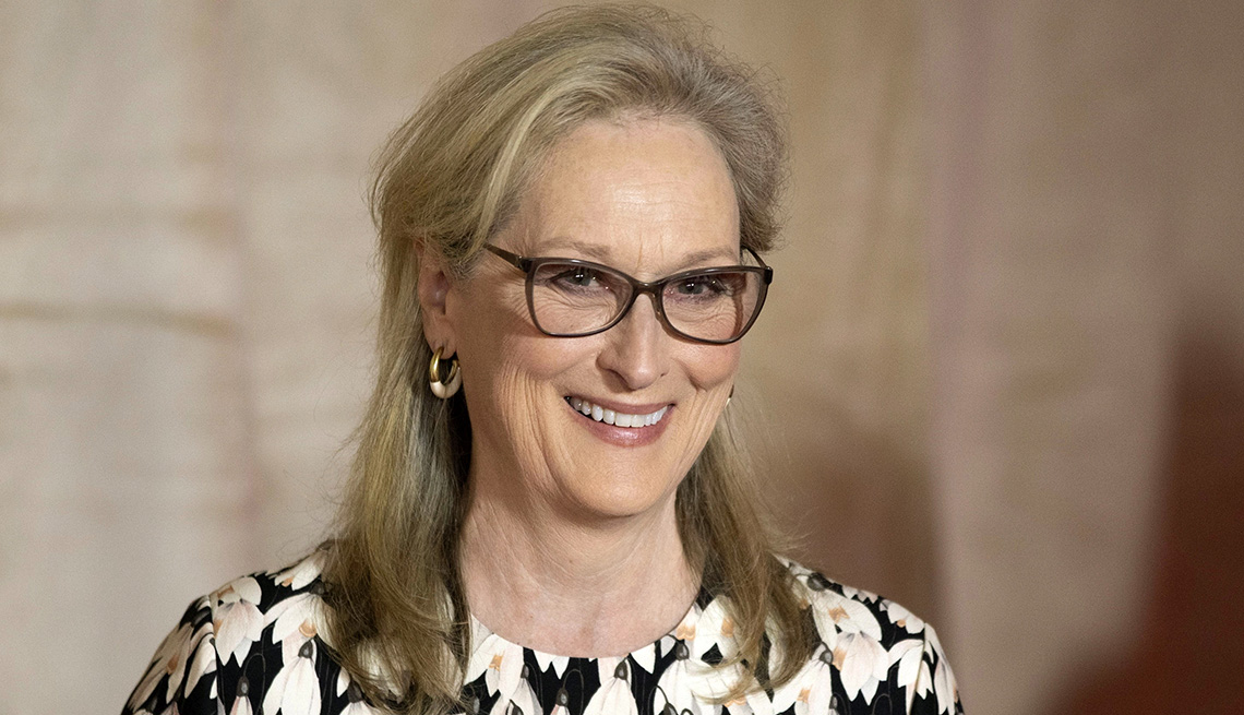 Meryl Streep attends the Toronto International Film Festival Tribute Gala