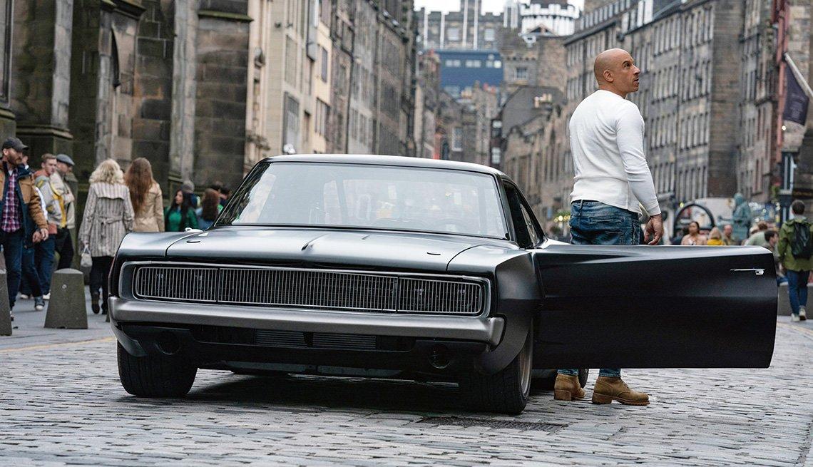 Vin Diesel stars in the film F9