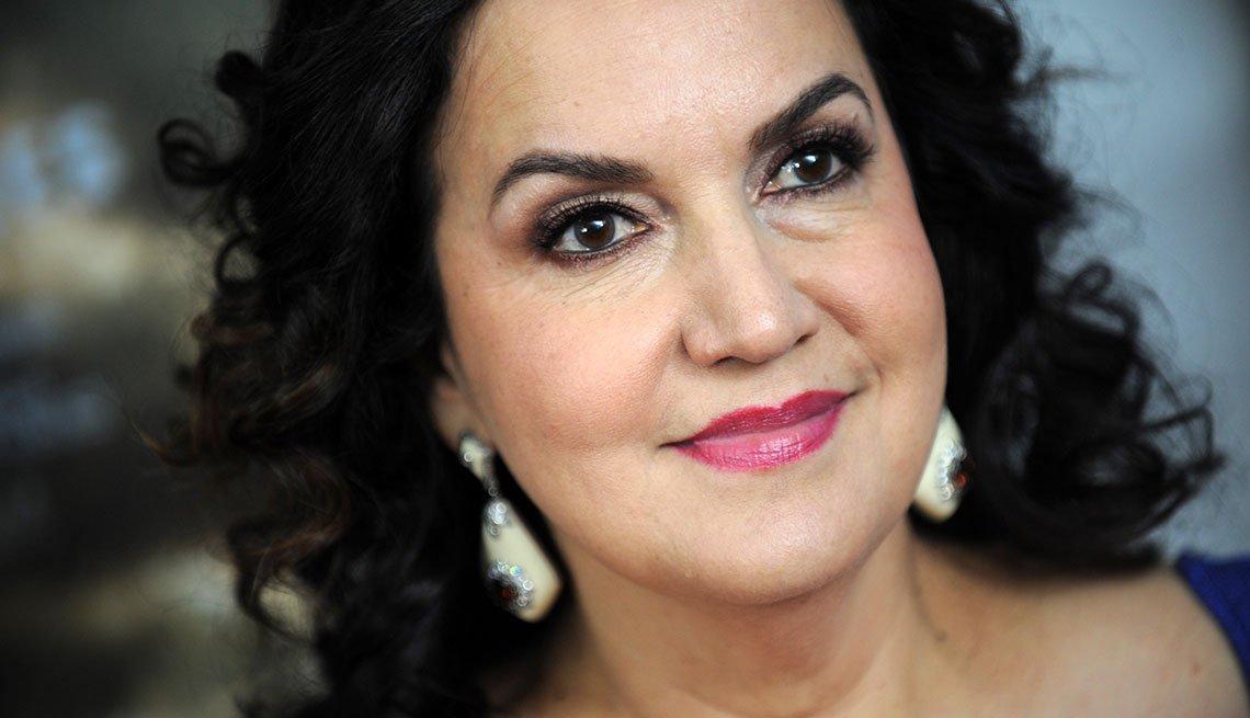 Actriz Olga Merediz
