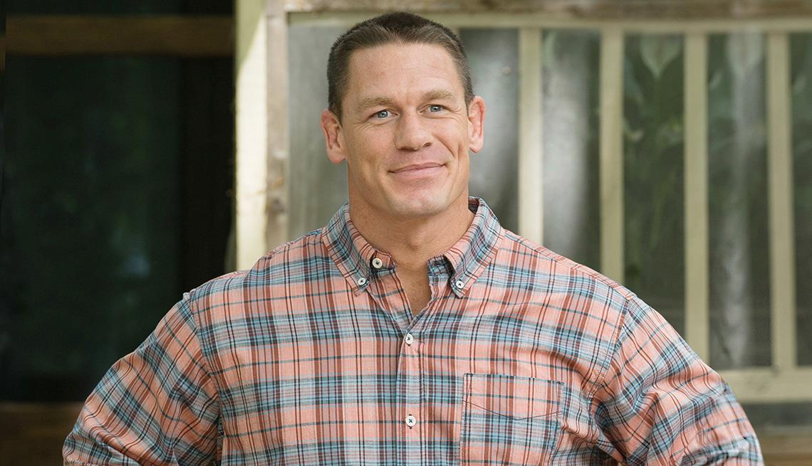 John Cena in a scene from the film Blockers
