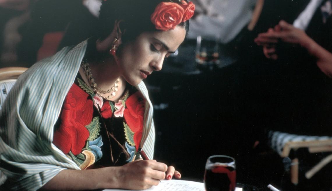 item 6 of Gallery image - Salma Hayek stars in the film Frida