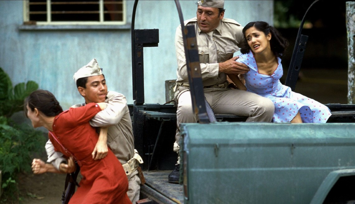 item 5 of Gallery image - Salma Hayek stars in the film In the Time of the Butterflies