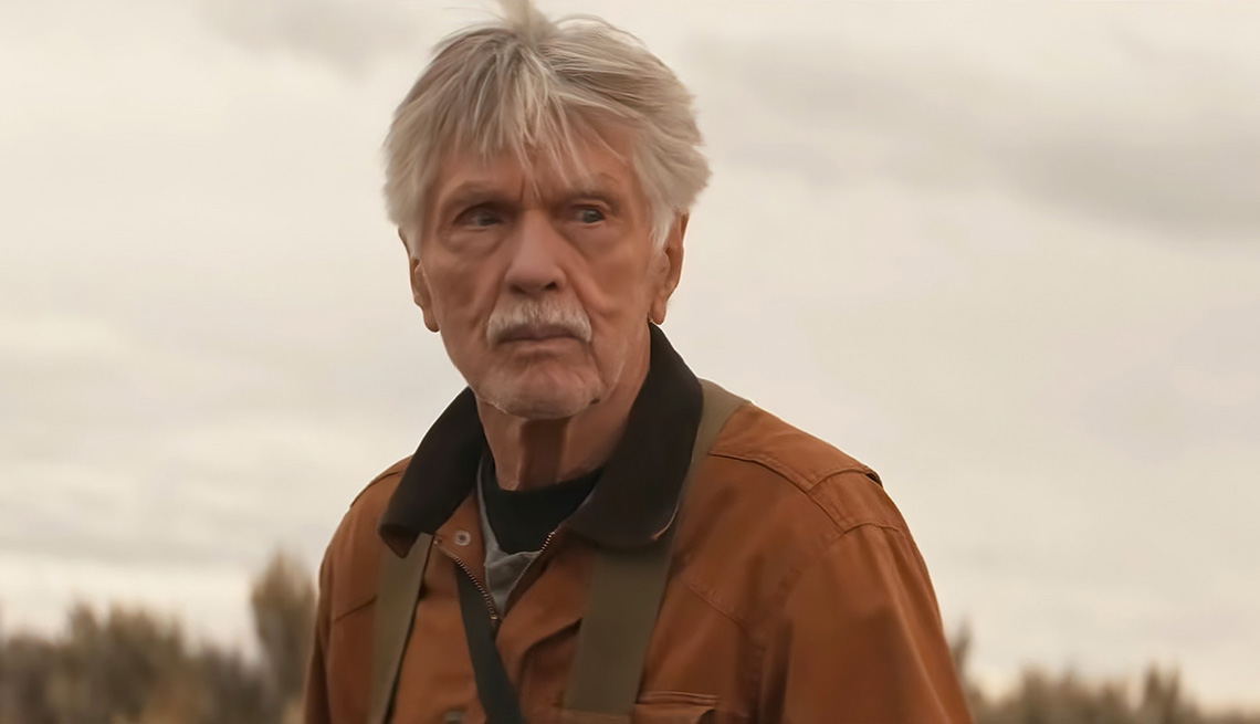 Tom Skerritt stars in the film East of the Mountains