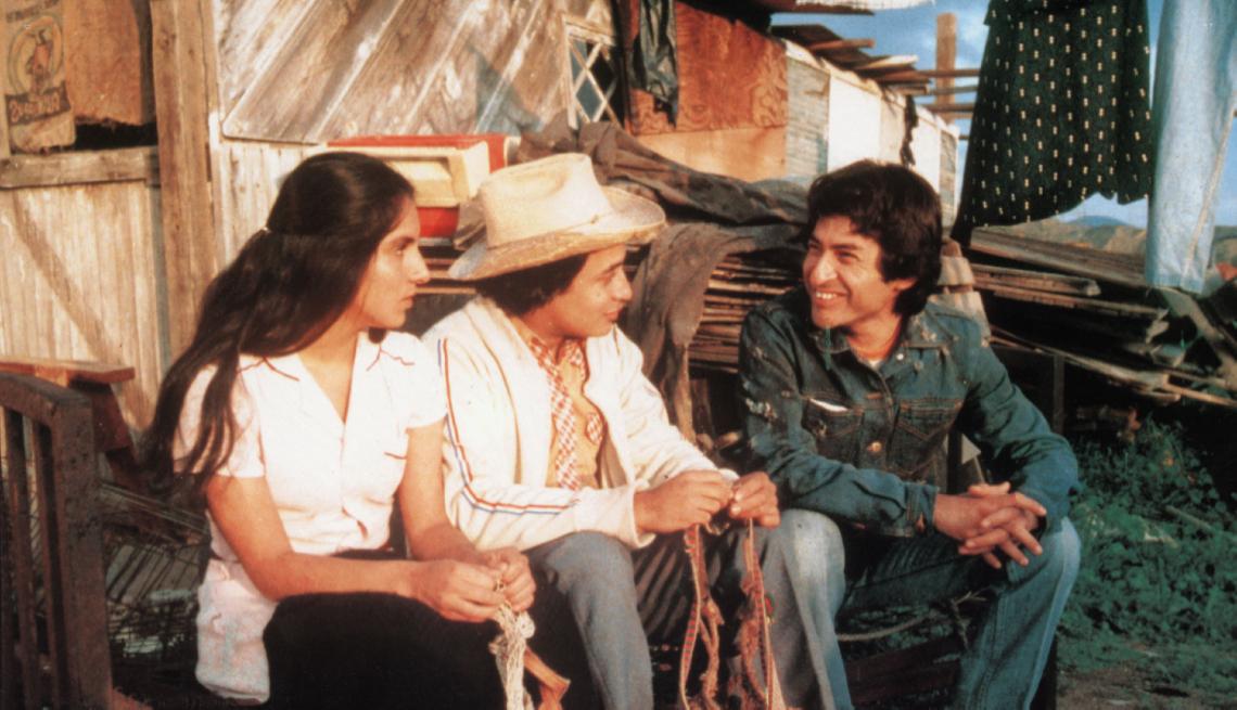 still from the film el norte