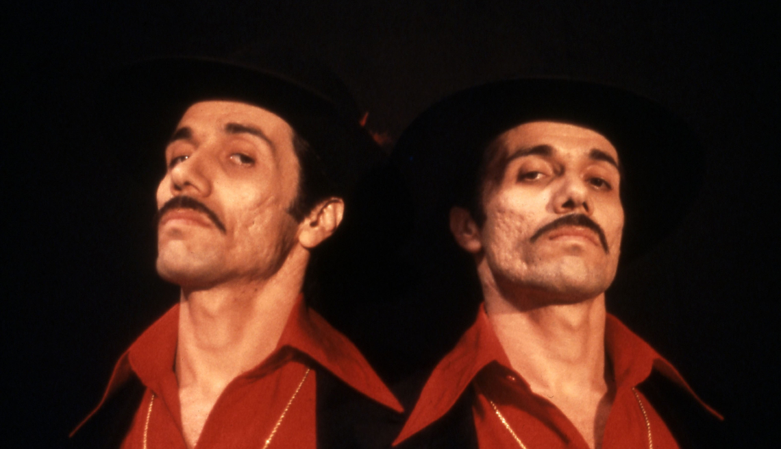 edward james olmos in the film zoot suit