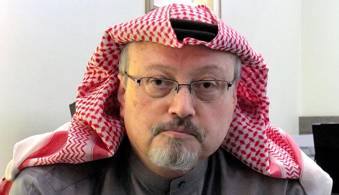 Periodista saudita Jamal Khashoggi.