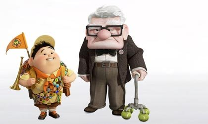 "Alyne Ellis on Disney's ""Up"""