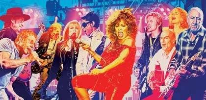 Rock Icons Roll On - AARP Magazine