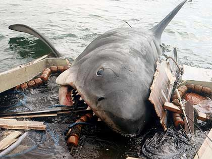 """Jaws"" 35th Anniversary"