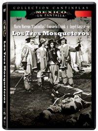 Los Tres Mosqueteros - Cantinflas