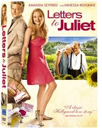 DVD de la semana: Letter to Juliet