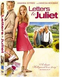 DVD de la semana: Letter to Juliet