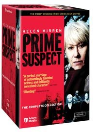 DVD de la semana - Prime Suspect