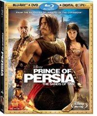 DVD de la semana: The Prince of Persia