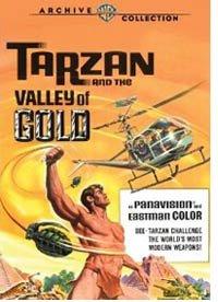 DVD de la semana: Tarzan