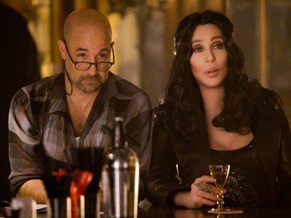 Cher en Burlesque