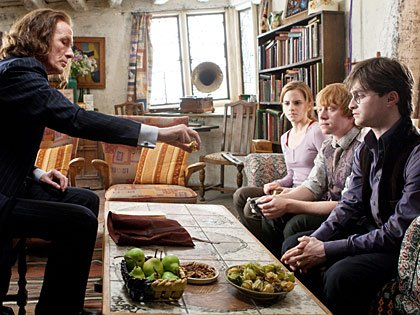 Película: Harry Potter and the Deathly Hallows