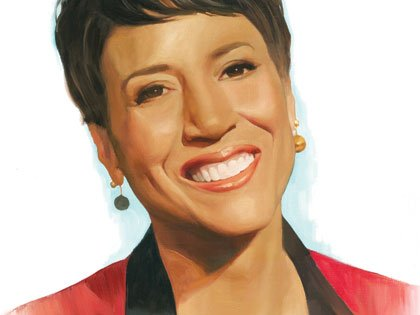 Big 5-0: Robin Roberts