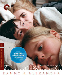 Empaque en DVD de Shaolin Fanny and Alexander