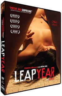 Empaque del DVD de Año Bisiesto