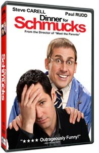 DVDs de la semana: Dinner for Schmucks