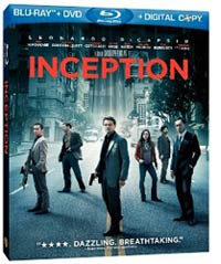 DVDs de la semana: Inception