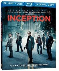 DVDs de la semana: Inception