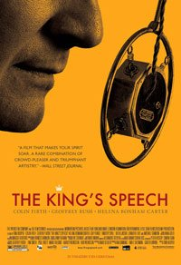 Afiche de la película: The King's Speech