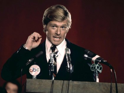 Los mejores papeles de Robert Redford: The Candidate
