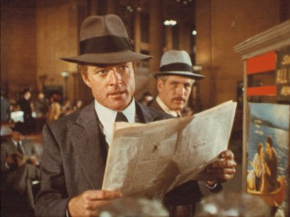 Los mejores papeles de Robert Redford: The Sting