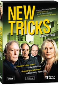 DVDs de la semana: New Tricks