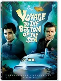 Pelicula de la semana: Voyage to the bottom of the sea