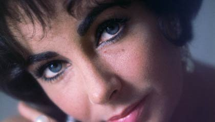 Elizabeth Taylor Dies of  Heart Failure
