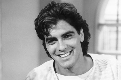 THE FACTS OF LIFE, George Clooney, (Season 7), 1979-88