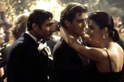 SISTERS, Mark Franken, George Clooney, Sela Ward, 1991-1996
