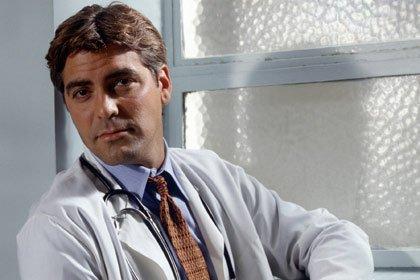 George Clooney llega los años 50: ER (1994)