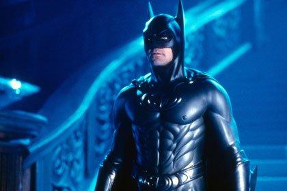 George Clooney llega los años 50: Batman & Robin (1997)