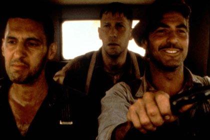 George Clooney llega los años 50: The Peacemaker (1997)