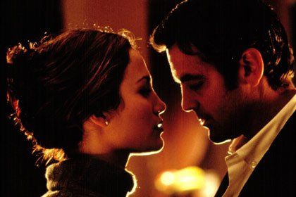 OUT OF SIGHT, Jennifer Lopez, George Clooney, 1998