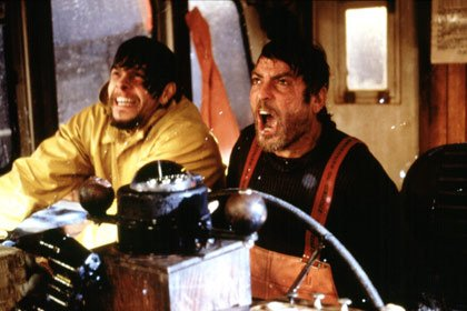 George Clooney llega los años 50: A Perfect Storm (2000)