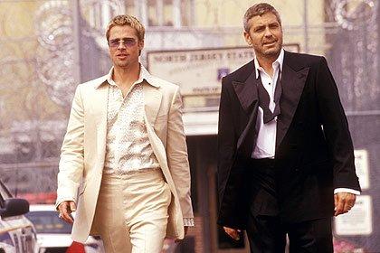 George Clooney llega los años 50: Ocean's Eleven (2001)